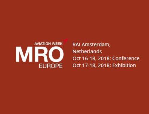 See you at MRO Europe 2018