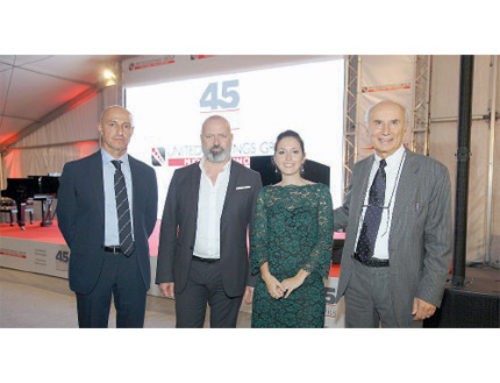 45 years of UnitedCoatings Group: from Rubbiano to the world
