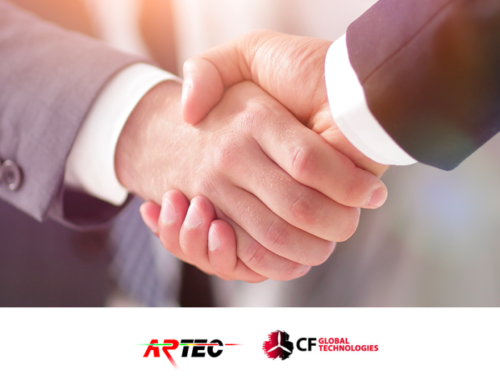 Artec signed a partnership agreement wih CF Global Technologies